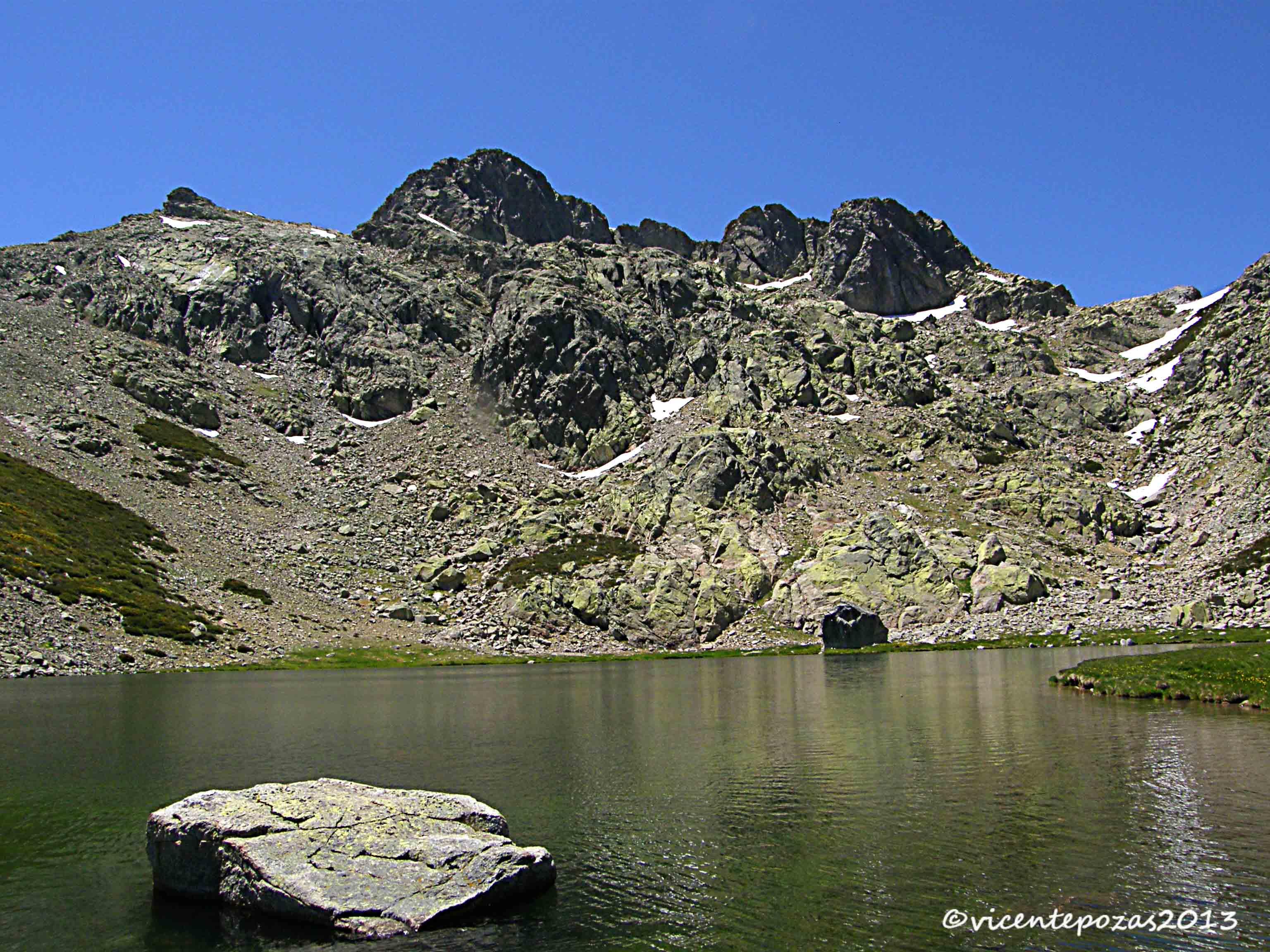 Ruta Laguna de los Caballeros en Gredos