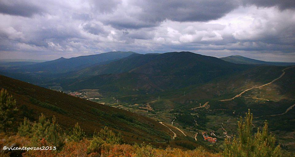 Ruta por la Sierra de Gata. De Ovejuela a Perales del Puerto.