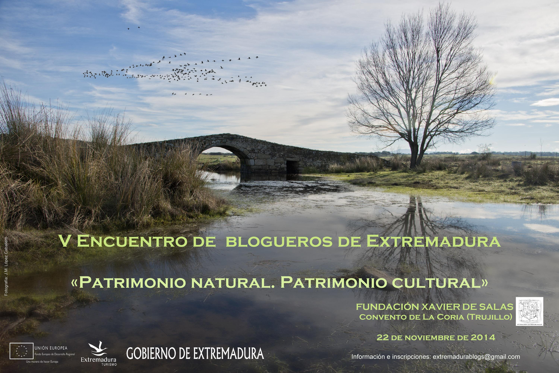 V Encuentro de blogueros de Extremadura