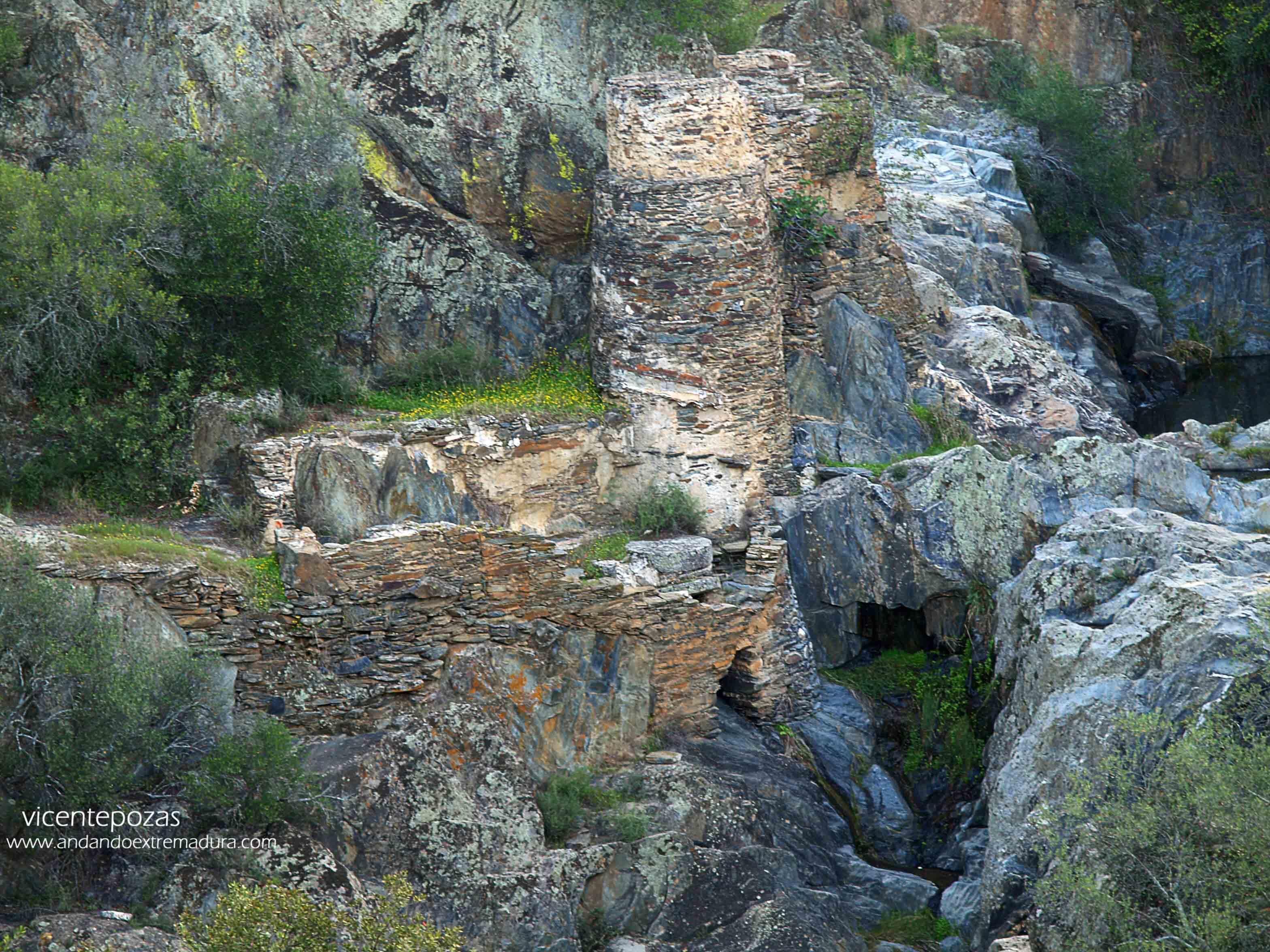 Ruta del Cubo y el Castillejo. Santiago del Campo