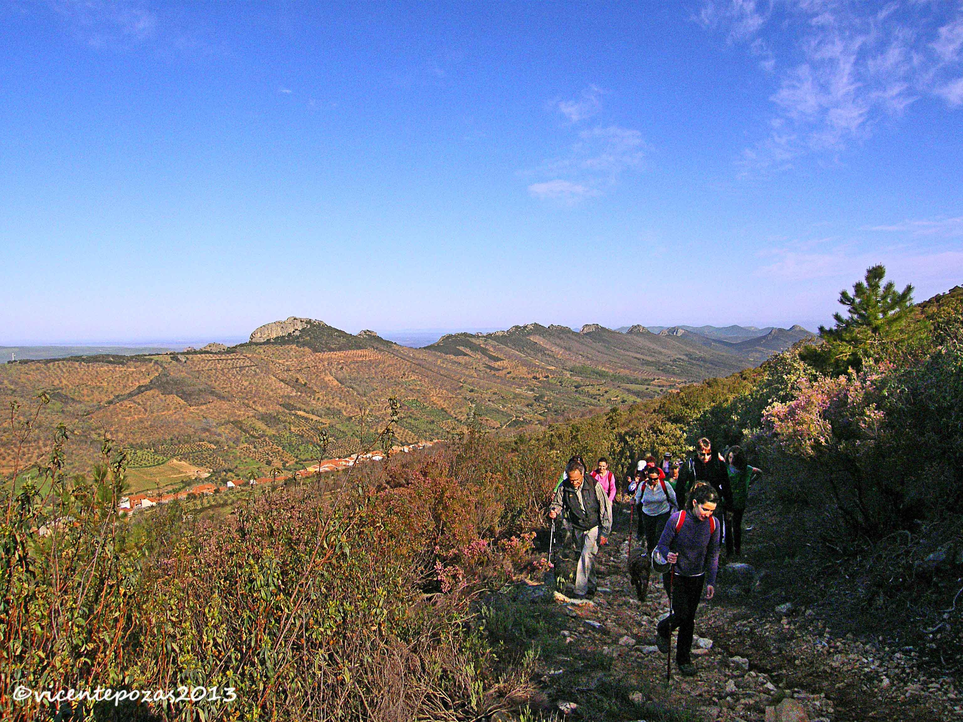 En el corazón del Geoparque Mundial UNESCO Villuercas Ibores Jara. Ruta senderista de Alfonso Onceno