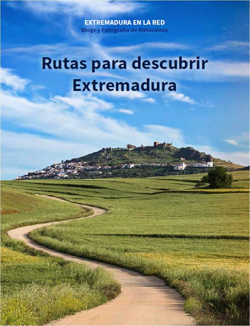 Rutas Extremadura Portada