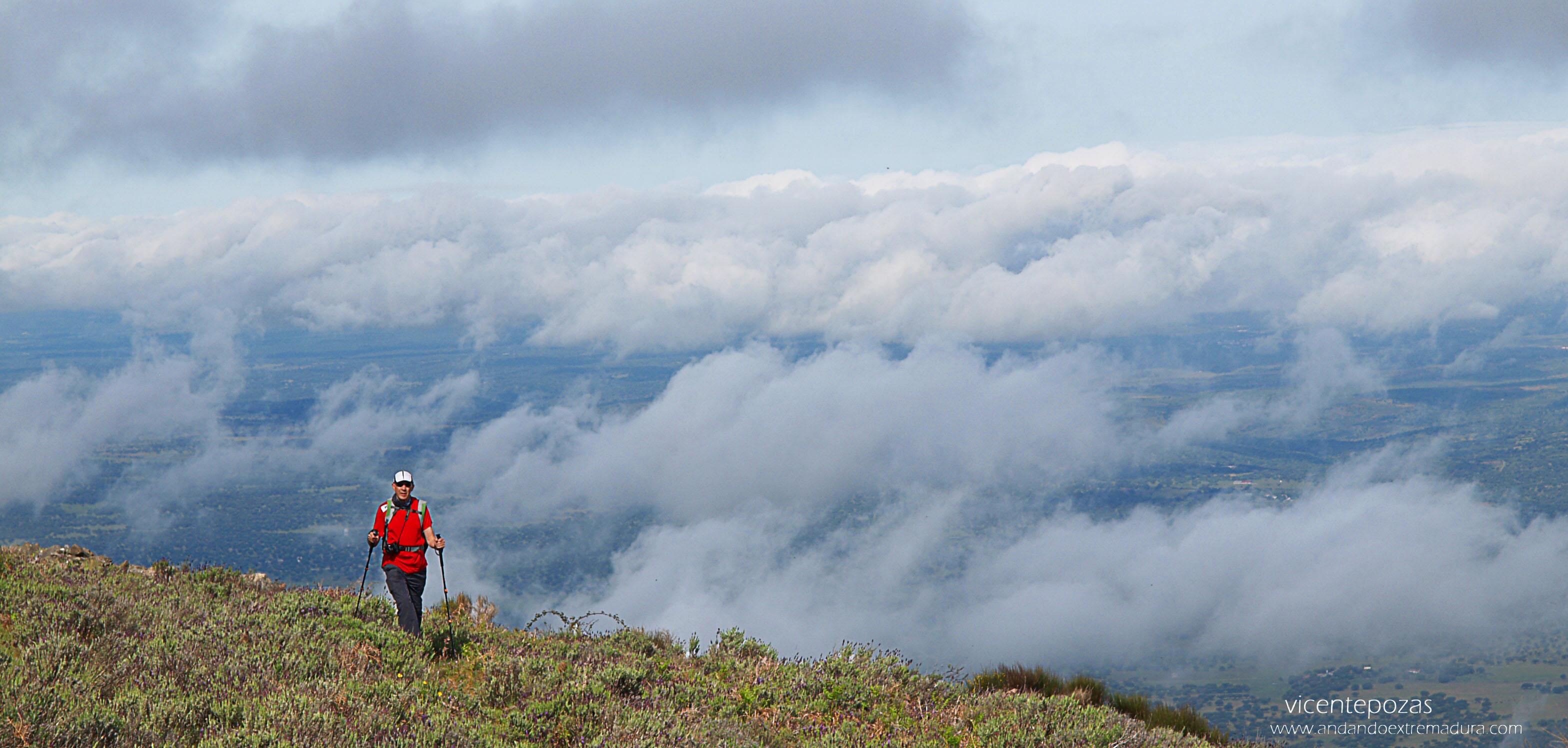 Ruta al Pico Pitolero