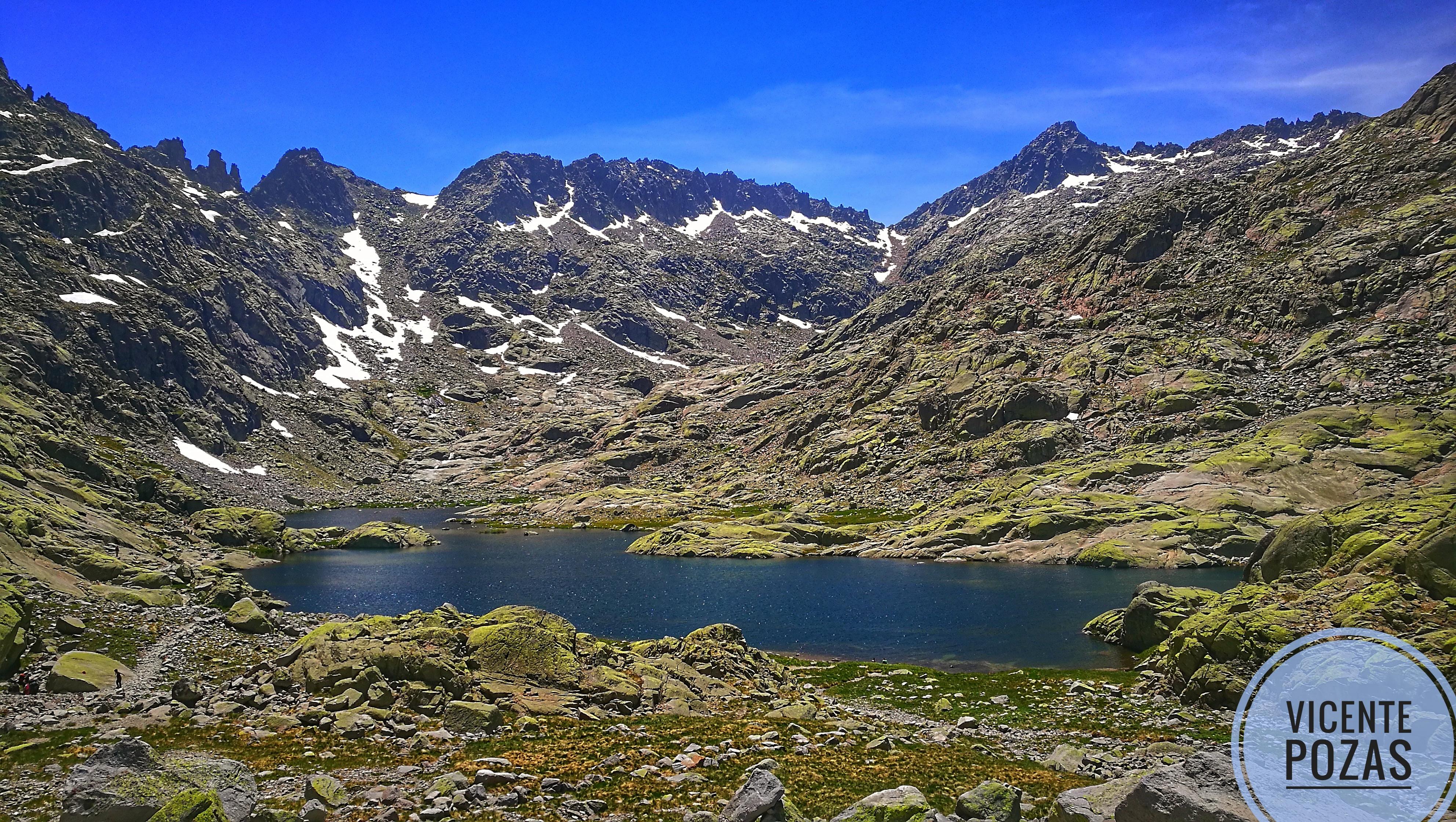 Ruta Laguna Grande de Gredos por el Pico Morezón