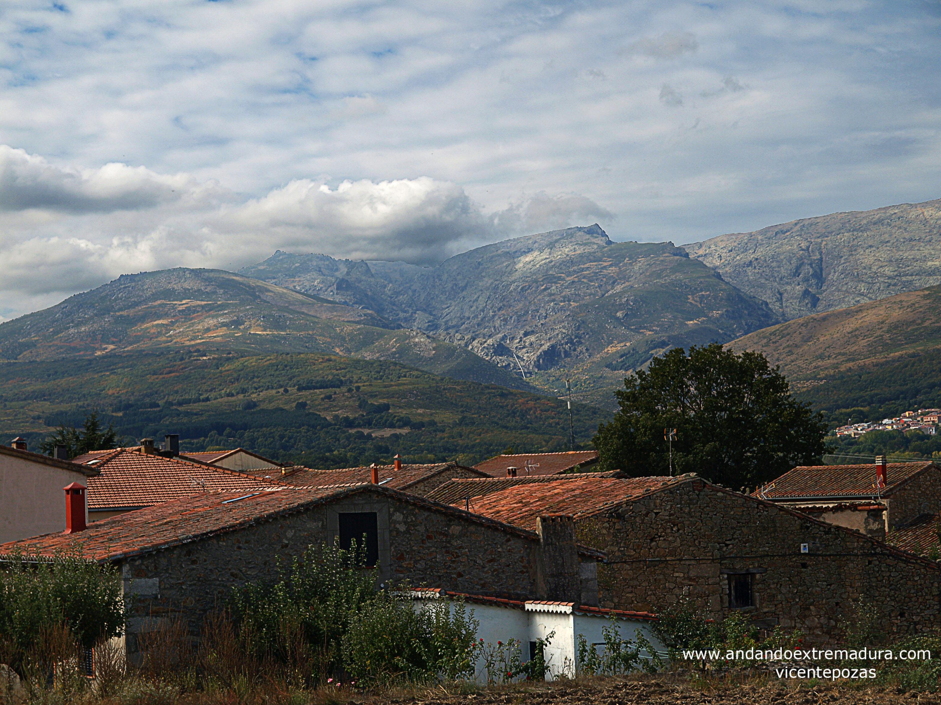 Ruta Caminos tradicionales del Alto Aravalle. Ávila