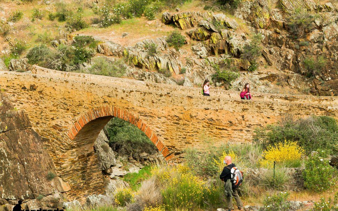 Ruta Puente del Infierno. Salorino